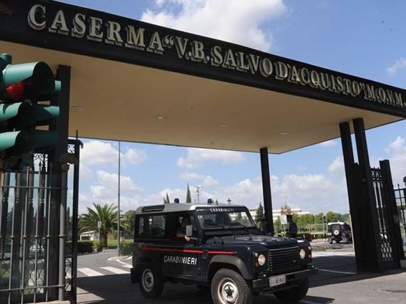 Caserma dei Carabinieri Salvo D'Acquisto Roma Tor di Quinto