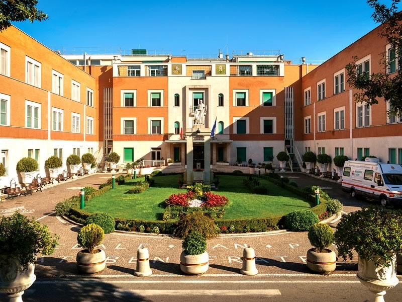 Ospedale San Pietro Fatebenefratelli di Roma Via Cassia