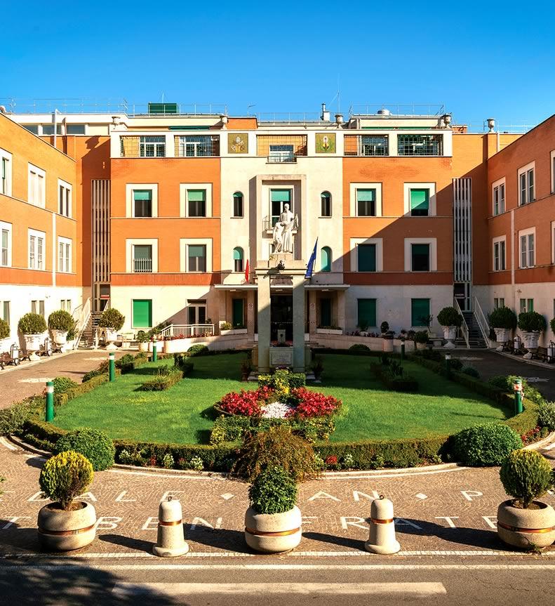 Ospedale San Pietro Roma